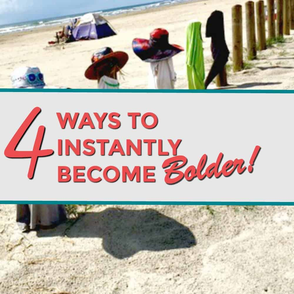 How to become bolder How to become more confident 80